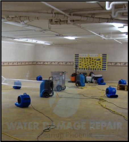 58 water damage repair cleanup phoenix restoration company 2