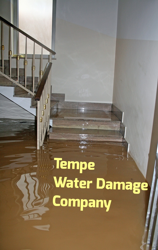 Tempe Water Damage Company