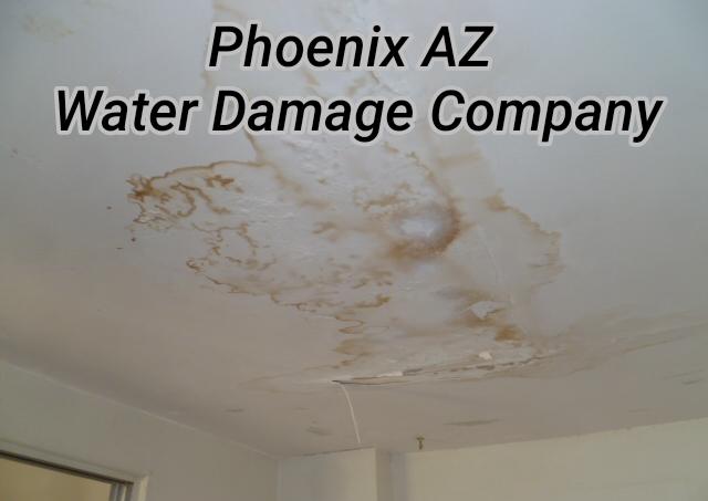 Phoenix AZ Water Damage Company