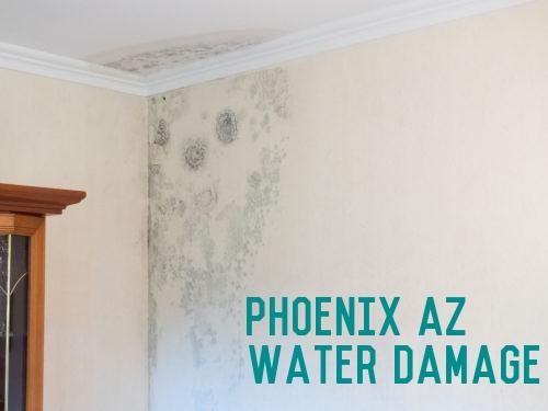 Phoenix AZ Water Damage