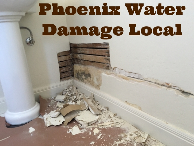 Phoenix Water Damage Local