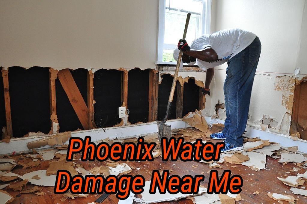 Phoenix Water Damage Near Me