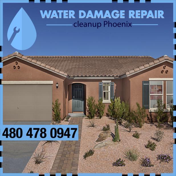 water damage phoenix AZ Commercial Restoration Company 318