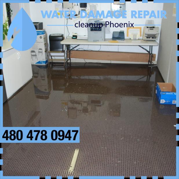water damage restoration phoenix 85