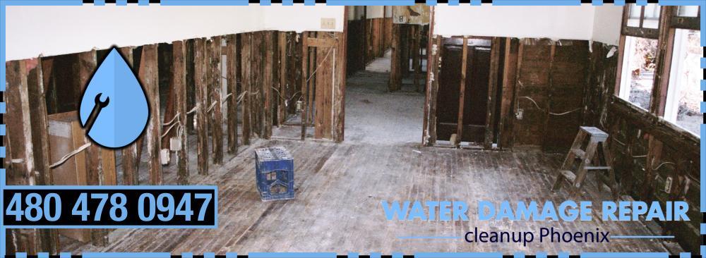 water damage restoration phoenix 78