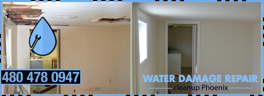 water damage restoration phoenix 84