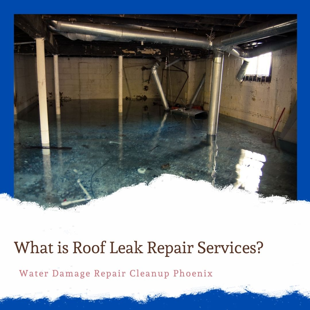 What is Roof Leak Repair Services