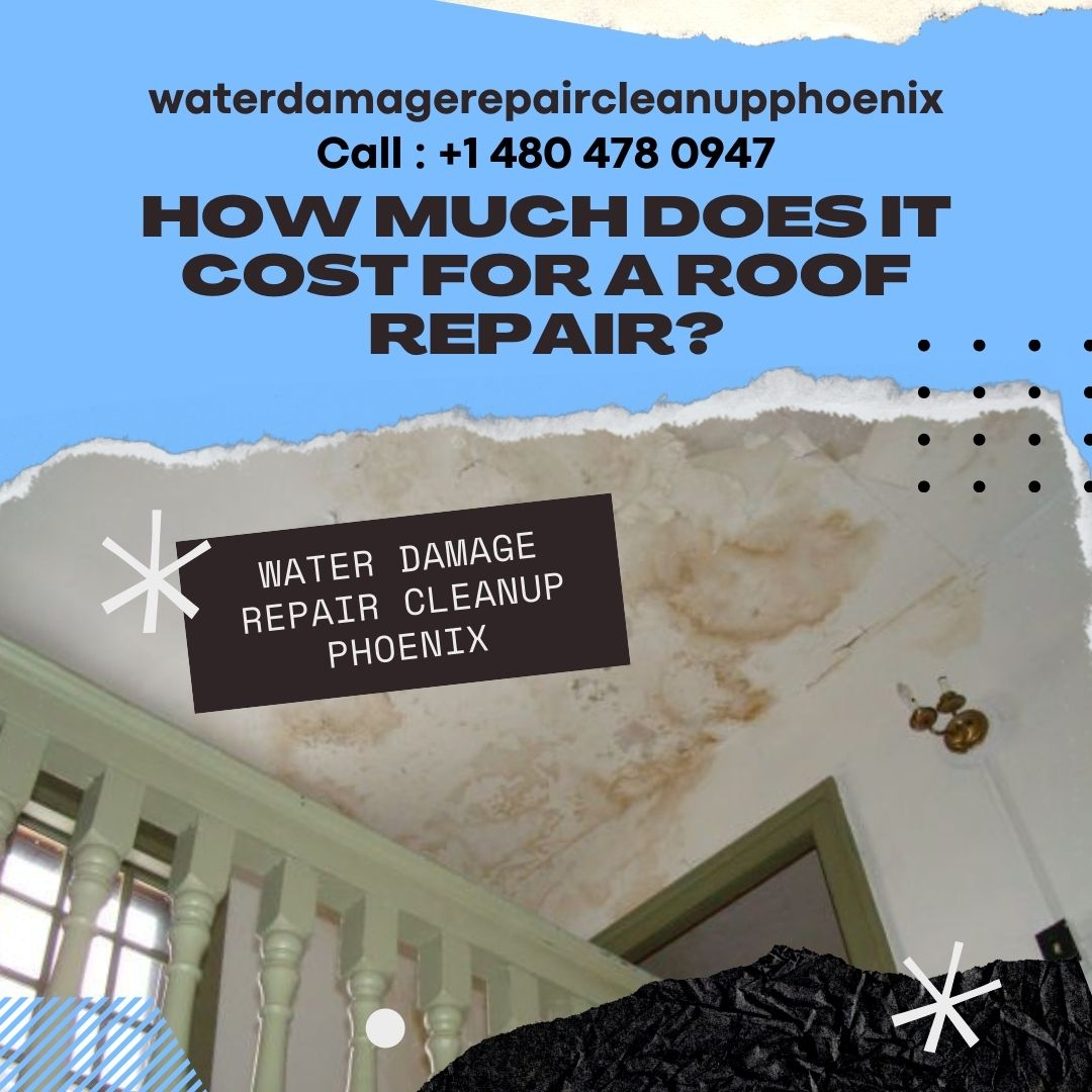 How Much does it Cost for A Roof Repair